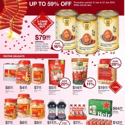 Bigger on Savings @ Warehouse Club