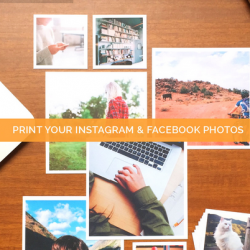 craftedprints | Print your Instagram photos at 10% off