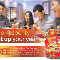 Chinese New Year promotion @ Philips