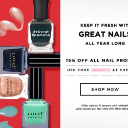 Luxola | 15% OFF Nails + Skin Inc Sets for $99