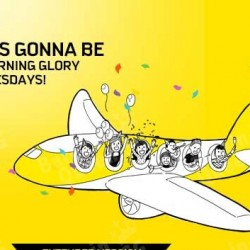 Scoot   EXTENDED VERSION Morning Glory Tuesdays offer