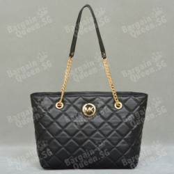 MICHAEL MICHAEL KORS Quilted Leather Tote @SAKS OFF 5TH