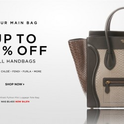 All handbags @Bluefly