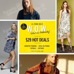 W.O.W sale $29 Hot Deals @ F3 Stores