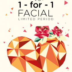 1-for-1 Facial between 12pm-4pm @ Adonis Beauty