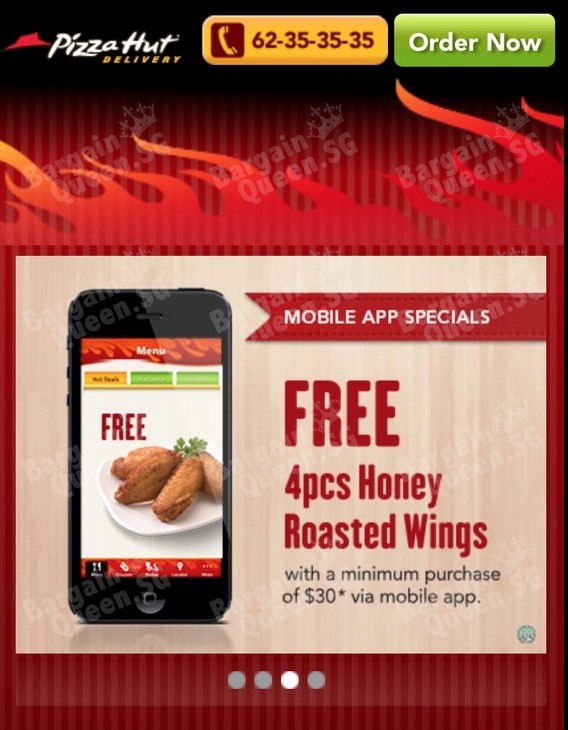 Coupon for pizza hut wings 2018