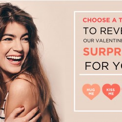 Valentine's Day Special Promotion @ Luxola.com