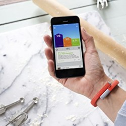 UP 24 by Jawbone - Bluetooth Enabled - Small - Retail Packaging - Persimmon@Amazon.com