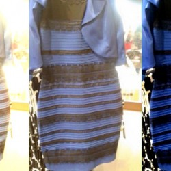 The Amazing White and Gold Dress or (Blue and Black )