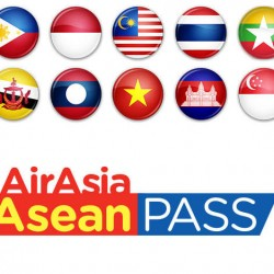 Travel 10 Countries in Southeast Asia from SGD 209 @ AirAsia