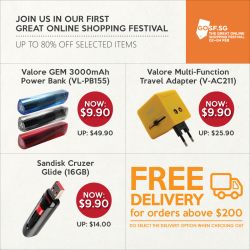 #GOSF2015 Crazy Deals @ Challenger