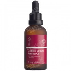 TRILOGY CERTIFIED ORGANIC ROSEHIP OIL (45ML)@ Mankind UK