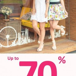 Up to 70% off sale @ VA Concept