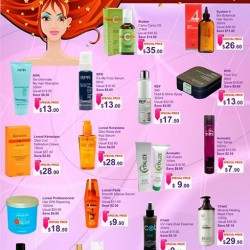 Hair Care Promotion @ Beauty Language