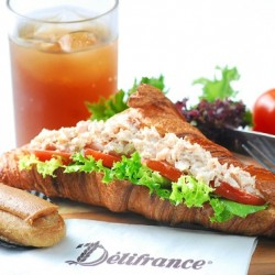 56% Off Delifrance Sandwich Set @ Groupon