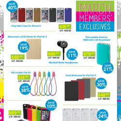 March Epitude Members' Exclusives @ EpiCentre