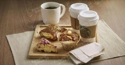 $1 Off Coffee Break Selection @ Starbucks