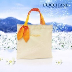 FREE tote bag with any $200 purchase @ L'OCCITANE