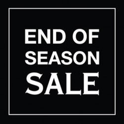 End of season sale for Undefeated and Us Versus @ Stussy