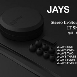 In-store Jays promotion @ Stereo Electronics