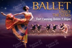 Tickets for Ballet Under The Stars go on sale