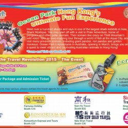 Ocean Park Hong Kong Ultimate fun experience Travel Package