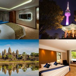 Save up to 50% on hotels & AirAsia 20% OFF all seats @ AirAsiaGo