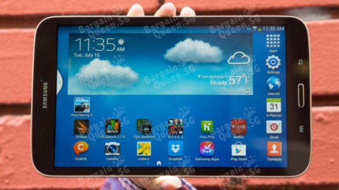 Unlocked Samsung Galaxy Tab 3 16GB 7