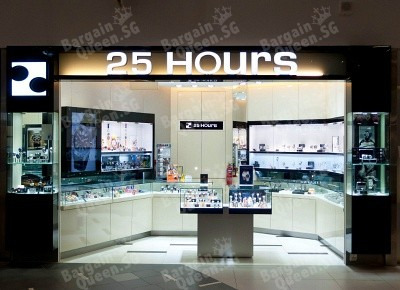 25 Hours Watch Gallery