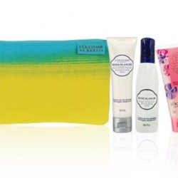Online Exclusive Beauty Gift Free With Any $120 Purchase @ L'OCCITANE