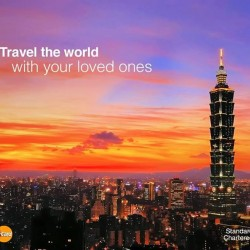Additional 10% off hotel bookings @ Expedia with Standard Chartered MasterCard®