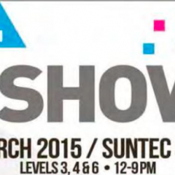 IT SHOW 2015 @ Suntec City