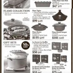 Kitchenware promotion @ Emile Henry