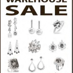 Diamonds & Warehouse sale @ Elliott & Carmen