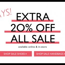 All Sales Items @ Nine West USA