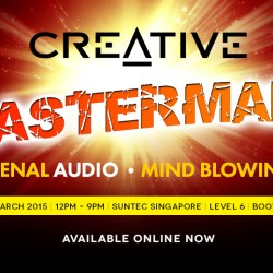 Creative @ IT SHOW 2015 & online special deals
