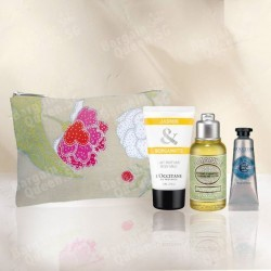 Spend $120 and receive an exclusive online beauty gift @ L'OCCITANE