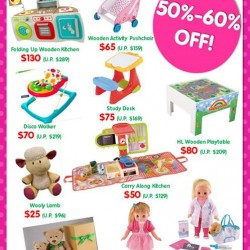 Special Buy: 50% - 60% Off @ Early Learning Centre