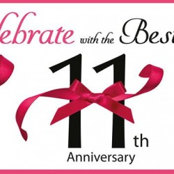 Citigems 11th Anniversary Promotion: Special Deal for $11 only