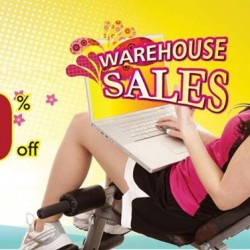 extended AIBI warehouse sale @ AIBI