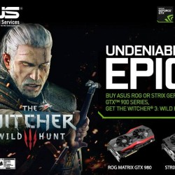 ASUS Strix Gaming Graphics Cards Promotion @ ASUS