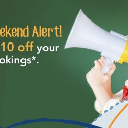 Labour Day long weekend promotion @ ZUJI