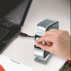 DYMO LabelManager Plug N Play Label Maker @ Amazon