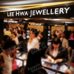 50% - 70% Off Exclusive Diamond Sale @ Lee Hwa Jewellery