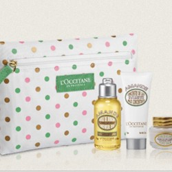 Free Beauty Gift @ L'Occitane