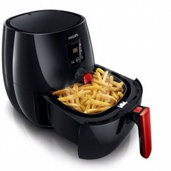 Flash Deal: Philips HD9238 Air Fryer Black @ Lazada.sg