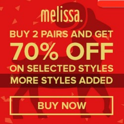 Melissa Promotion via MDreams.com