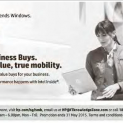 Business laptop & PC @ Hp