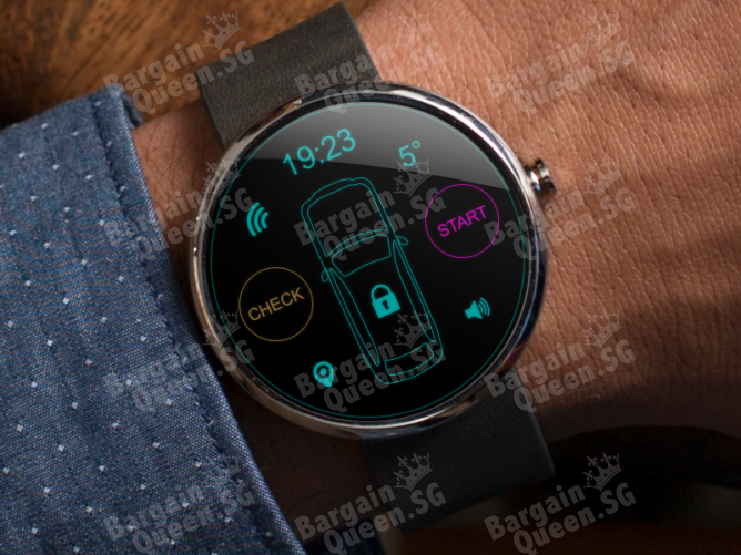 US$70(28%) Off on MOTO 360 @ Motorola Official Website