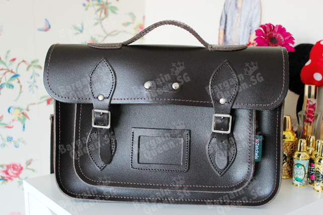 zatchels bag review